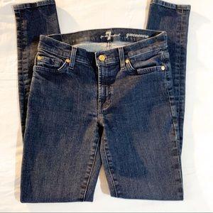Skinny jeans 74AMK Gwenevere size 27 EUC